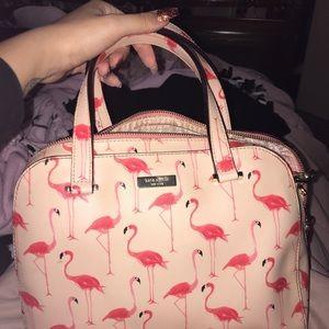 *RARE* Kate Spade flamingo purse💗